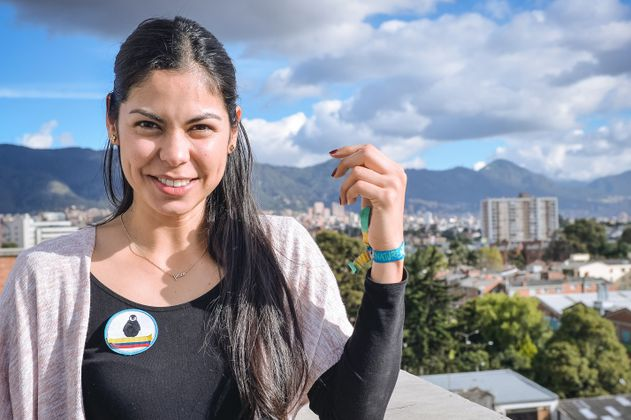 """""""La participación de la mujer en cargos de poder y liderazgo en ciencias es solo del 11%"""": Paola Tello Guerrero"""