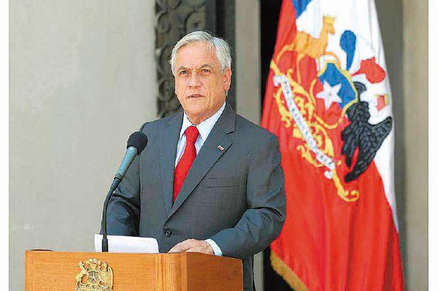 Organizaciones chilenas denuncian a Piñera ante la CPI por crímenes de lesa humanidad