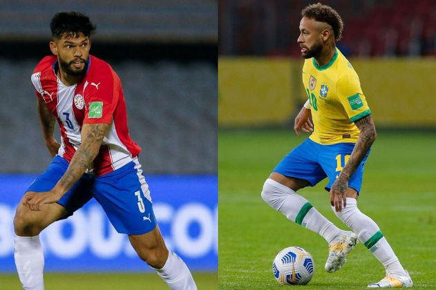 Paraguay vs Brasil: hora, fecha y dónde ver en vivo las Eliminatorias a Catar