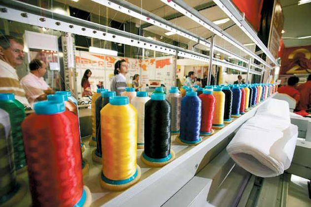 Gremio que representa a 70.000 empresas textiles se une al paro