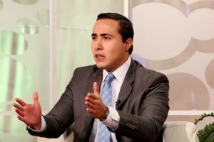Richard Aguilar renunció a su curul en el Senado