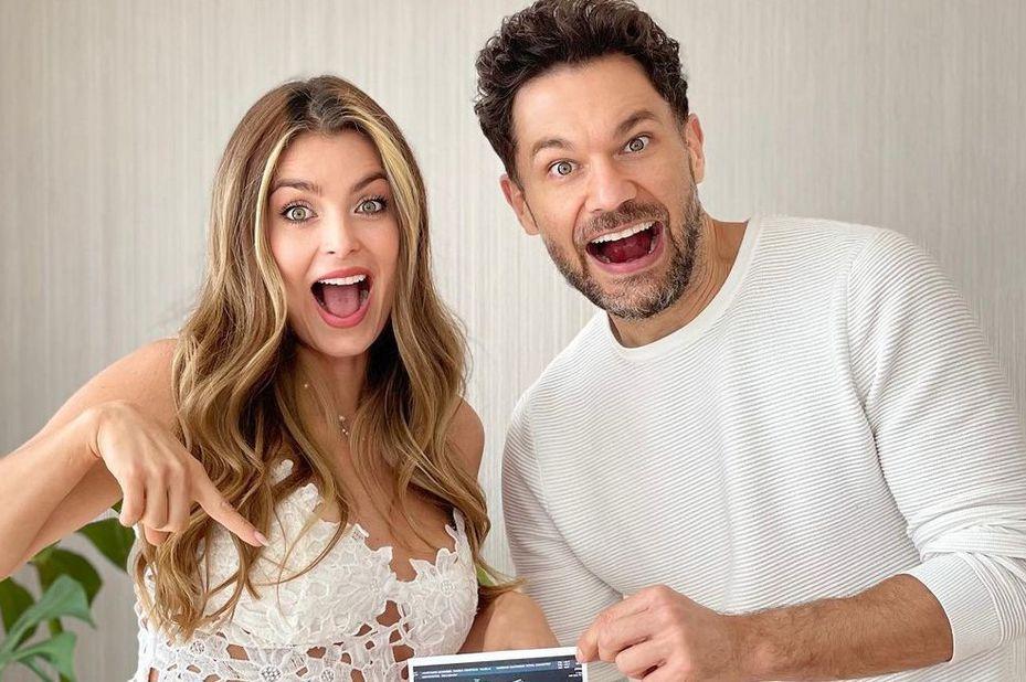Cristina Hurtado y su esposo Josse Narváez anunciaron que serán papás por tercera vez