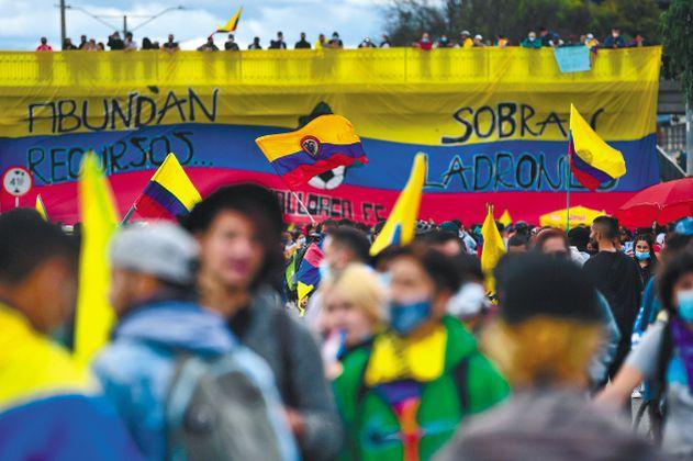 Paro nacional: las deudas de la política macroeconómica colombiana