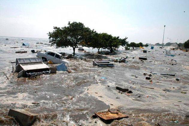 Los cinco lugares de Latinoamérica con más riesgo de tsunami