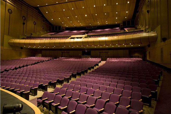 El Teatro Jorge Eliecer Gaitán tendrá su reapertura en marzo. / Archivo Particular