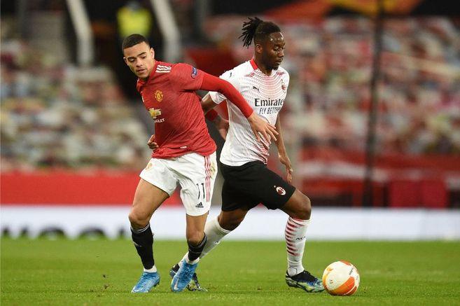 Europa League: Manchester United empató 1-1 con AC Milan en los octavos de final | EL ESPECTADOR