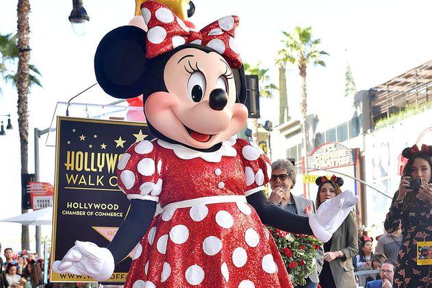 Minnie, casi un siglo de moda
