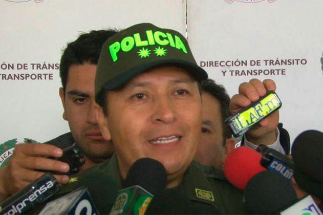 Procuraduría llamó a juicio disciplinario a exinspector de la Policía, Carlos Ramiro Mena