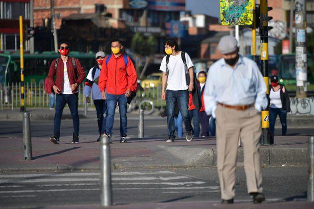 ¡Recuerde! Estas son las medidas que rigen en Bogotá este fin de semana