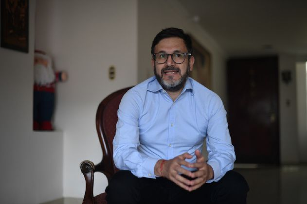 """""""Nos falta insertar a los animales en la Constitución"""": Luis Domingo Gómez"""