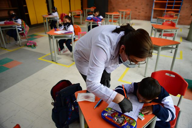 Clases presenciales en Bogotá regresarán este lunes 10 de mayo
