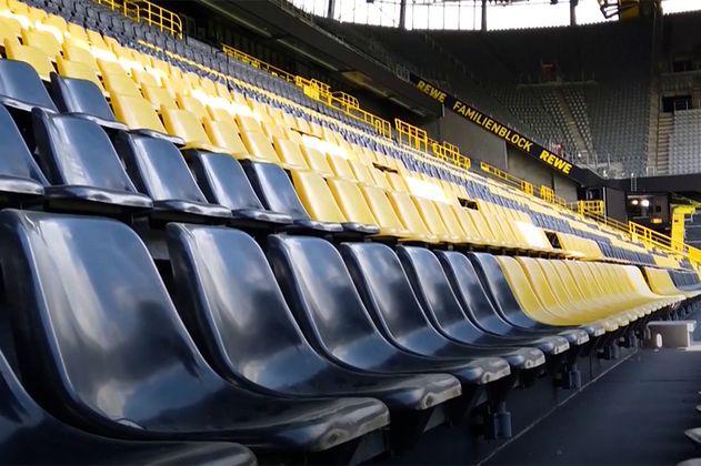 El fútbol y las hinchadas: la experiencia de los fans en Alemania durante la pandemia