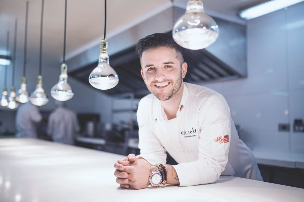 Chef Juan Manuel Barrientos