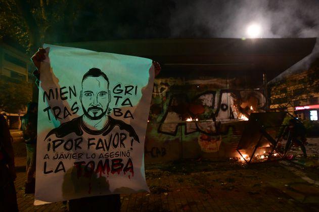 Caso Javier Ordóñez: expolicía Juan Lloreda es condenado a 20 años de prisión