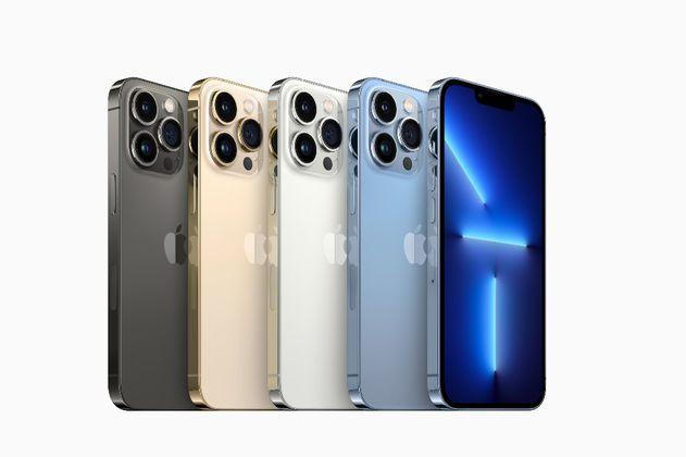 Apple presenta nueva línea de iPhone con mejoras en cámaras y chips