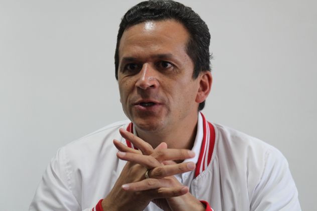 Atentan contra el alcalde de Soacha, Juan Carlos Saldarriaga