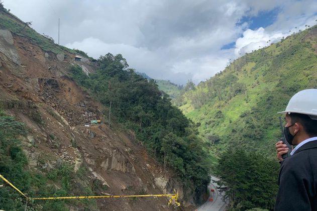 Corredor Calarcá – Cajamarca operará con normalidad desde el 28 de enero