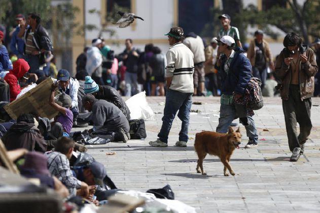 Se hará primer foro Iberoamericano de habitabilidad en la calle, en Bogotá