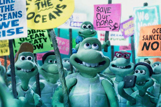 Nuevo corto creado por ganadores del Óscar promueve salvar los océanos