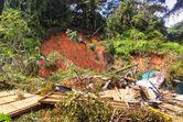 Lluvias dejan 120 familias damnificadas en Antioquia