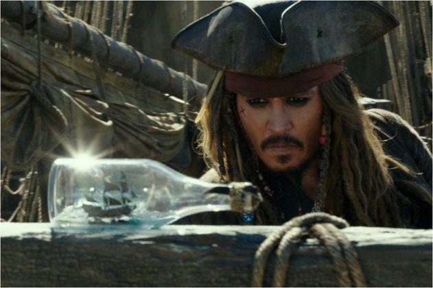 El equipo de fútbol peruano que quiere usar como imagen el rostro de Jack Sparrow