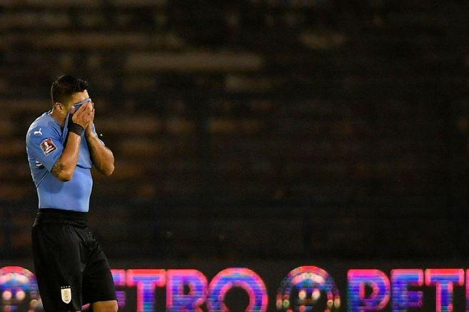 Aburrido empate entre Venezuela y Uruguay en Caracas   Eliminatorias Qatar en vivo