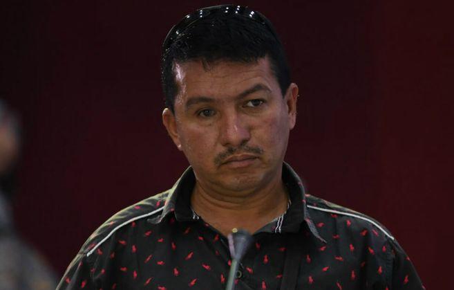 """Aladino Ríos fue acreditado víctima como del Caso 03, conocido como """"Muertes ilegítimamente presentadas como bajas en combate""""."""