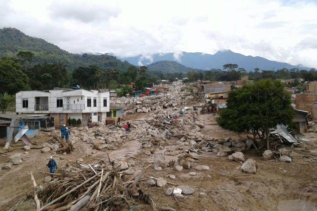 Mocoa es un retraso absoluto en las obras de reconstrucción: Procuraduría