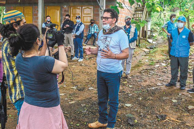 'No podemos hacernos matar por entregar bienes antes del 31 de diciembre': FARC