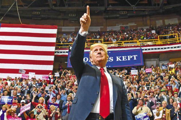 """Trump presionó a funcionarios para que apoyaran denuncia de """"fraude electoral"""""""