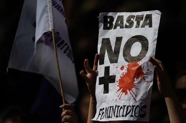 Justicia colombiana, en deuda con las víctimas de feminicidio