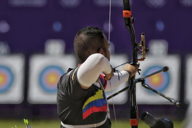 Se acabó el camino de Daniel Pineda en los Juegos Olímpicos de Tokio
