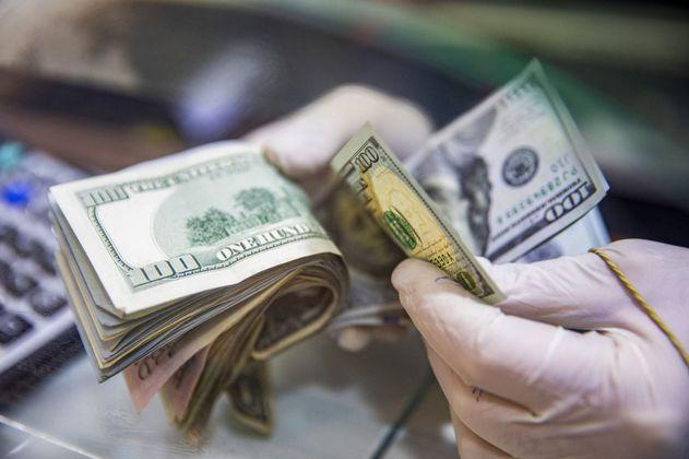 Inicio, variaciones y cierre del precio del dólar en Colombia hoy, 29 de abril
