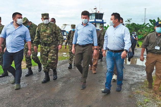 Guerra entre disidencias de las Farc: 11 muertos en un fin de semana