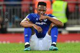 Con Yerry Mina de titular, Everton venció a Norwich y escaló en la tabla