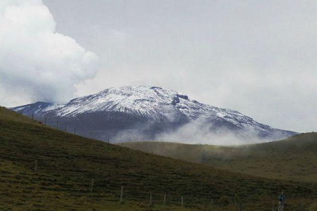 Hallan cuerpo sin vida en el Parque Nacional de los Nevados