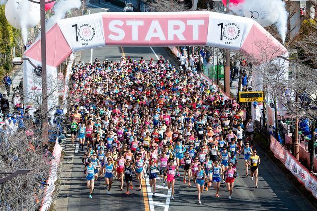 Maratón Femenina de Nagoya, buen presagio para Tokio 2021
