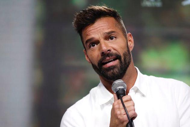 Las revelaciones de Ricky Martin sobre cómo reconoció su homosexualidad