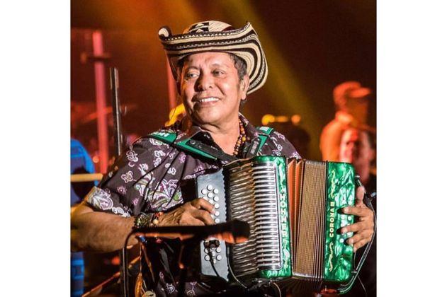 Egidio Cuadrado recibirá el Premio Consejo Directivo de Latin Grammy