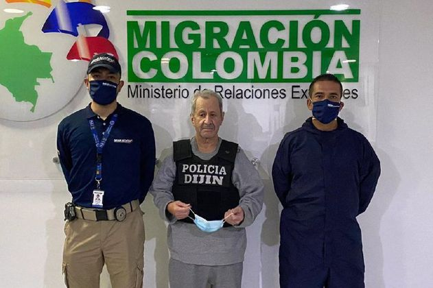 Niegan libertad a prueba del exjefe paramilitar Hernán Giraldo