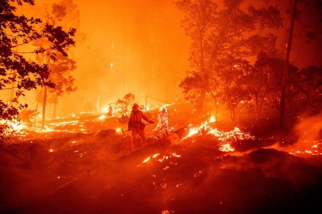 Dos incendios que se presentaron este año en California (EE. UU.), uno al este de San José y otro en la zona vinícola de Napa, fueron el segundo y el tercero más graves en la historia del estado.