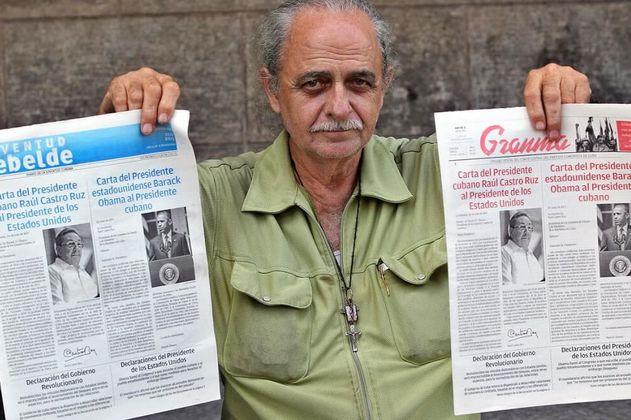 Periódicos de Cuba reducirán sus páginas debido a la escasez de papel en la isla