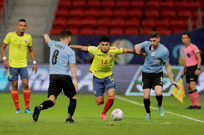 En vivo: Minuto a minuto Colombia vs. Uruguay en la Copa América | EL ESPECTADOR