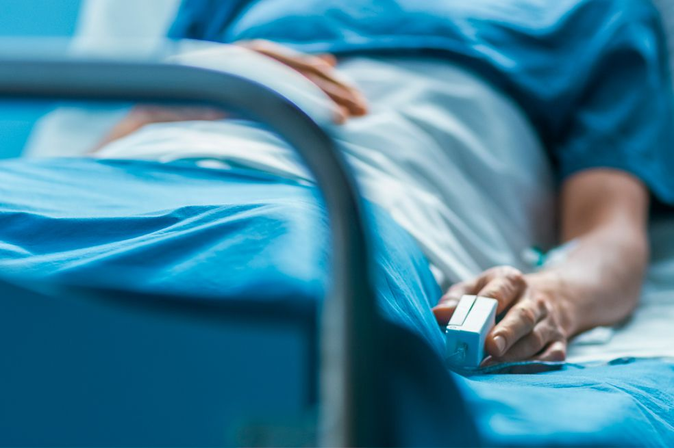 Andrés Banda, muerte cerebral, hospitalizado, salud,  en coma, paciente