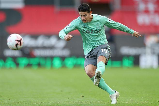 James Rodríguez es homenajeado por Everton con un video | EL ESPECTADOR