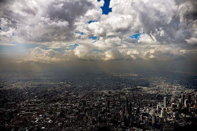 Se esperan días secos en Bogotá hasta septiembre, según el Idiger