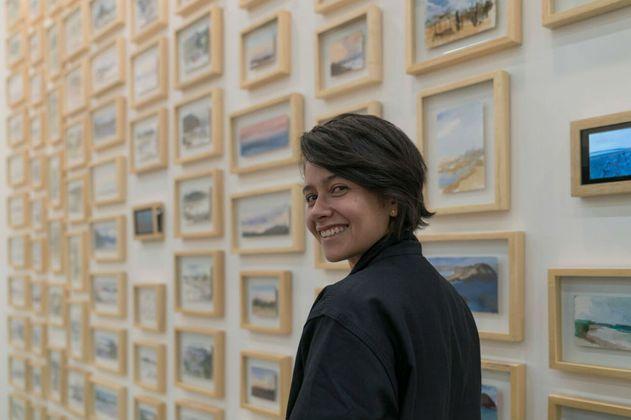 Sobre Juliana Ríos y su exposición 'El norte fue el sur'