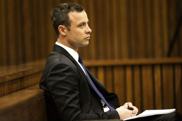 Pistorius resulta ligeramente herido tras pelea en prisión
