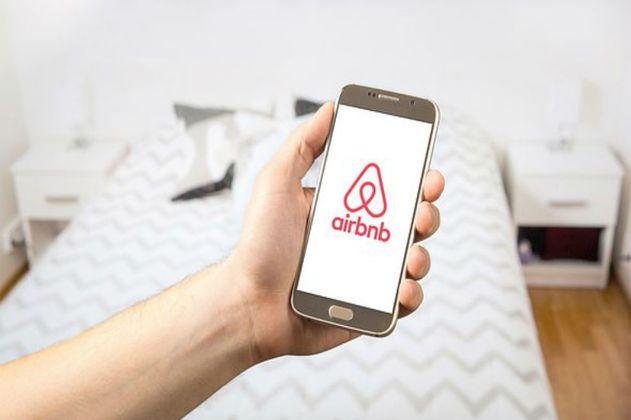 Airbnb se desploma después de proyectar una disminución en las reservas