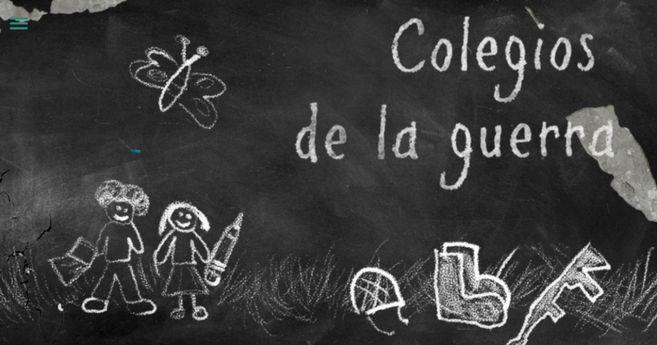 Colegios de la guerra.